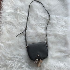 Old navy black cross body